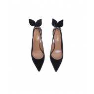 Achat Deneuve Suede pumps with... - Jacques-loup