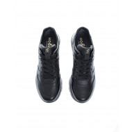 Achat Active One Leather low-top sneakers embossed logo - Jacques-loup