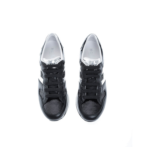 Achat 222 Calf sneakers glitter and patent parts - Jacques-loup
