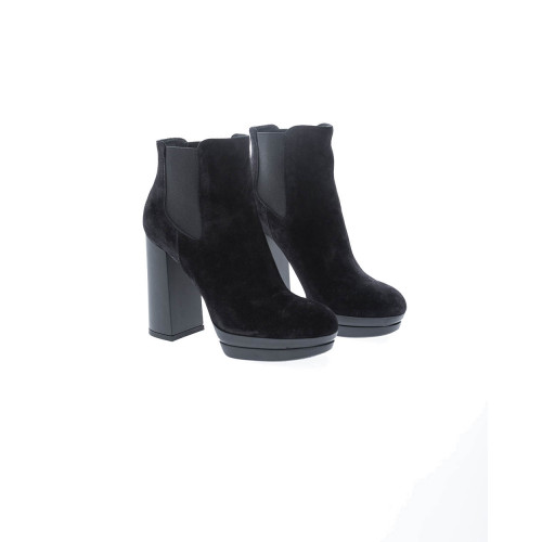 Achat Opty Suede boots round toe 110 - Jacques-loup