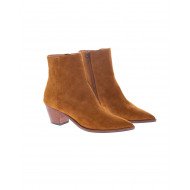 Split leather boots texane...