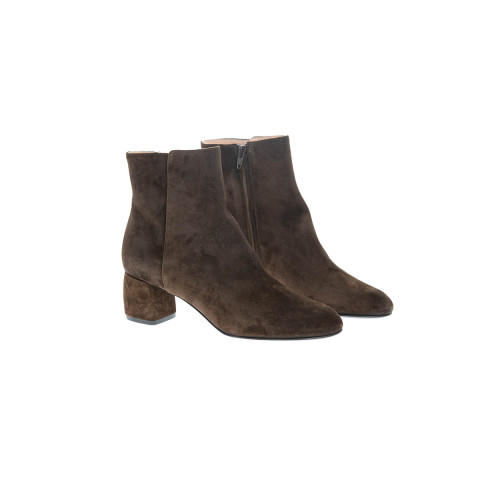 Achat Suede boots with rounded tip 50 - Jacques-loup