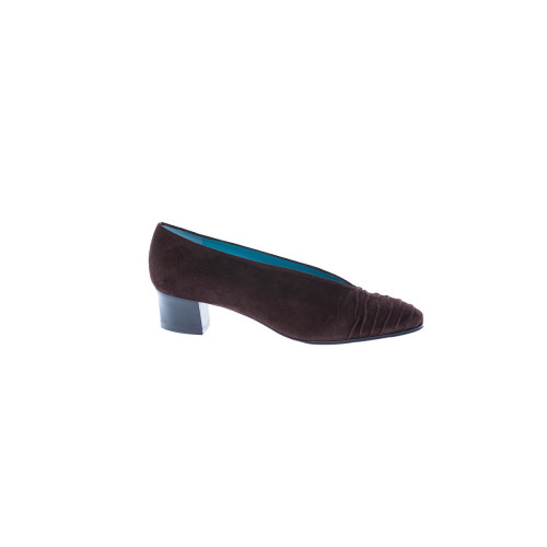 Achat Suede pumps with drape on the upper 45 - Jacques-loup