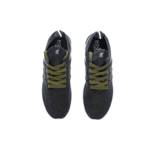 """Active One"" Boiled wool and rubber socks-sneakers"