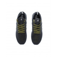"""""""Cassetta"""" Nubuck sneakers with velcros straps"""