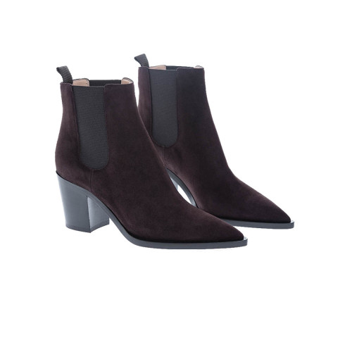 Achat Suede boots Texan style 70 - Jacques-loup