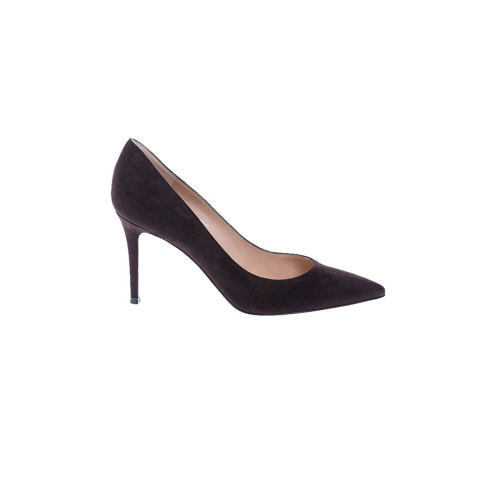 Achat Suede pumps point-toe 85 - Jacques-loup