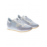 Achat Tropez LD Baskets en cuir finitions or clair - Jacques-loup