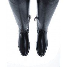 """""""Stivale Selleria"""" Calf leather riding boots"""