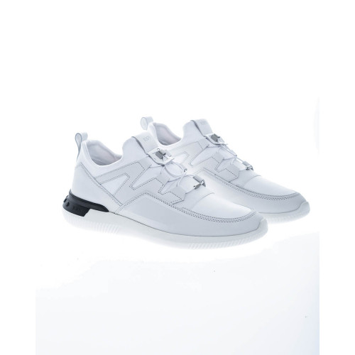 Achat No Code Leather sneakers with adjustable elastic - Jacques-loup