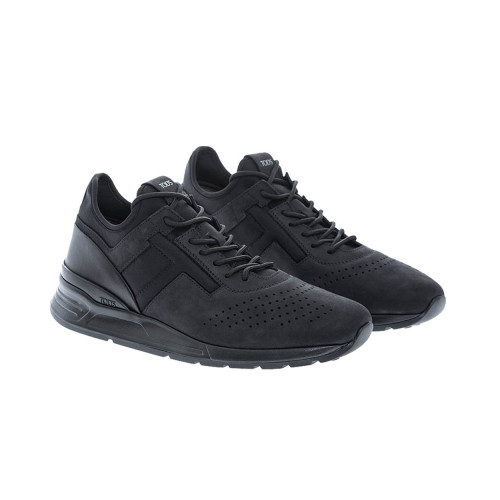 Achat Alliaciato Sportivo Scuba and leather sneakers - Jacques-loup