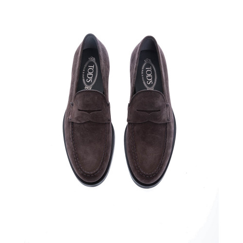 Achat ZF Suede moccasins with decorative tab - Jacques-loup