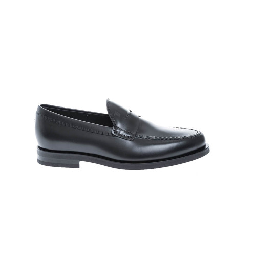 Achat ZF Smooth leather moccasins with decorative tab - Jacques-loup