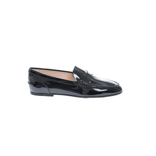Achat Patent leather moccasin with tab - Jacques-loup