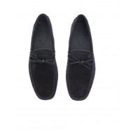 Achat Gomini Laccetto Split leather moccasins knotted lace lace - Jacques-loup