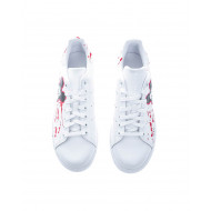 Achat Fuck Off Sneakers with handpainted design - Jacques-loup