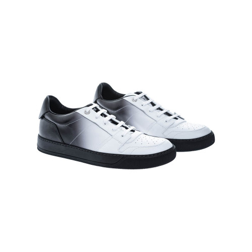 Achat Leather sneakers with gradient colors - Jacques-loup