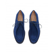 Achat Natural leather derbys 2 holes lacing - Jacques-loup