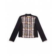 Multicolored jacket with...