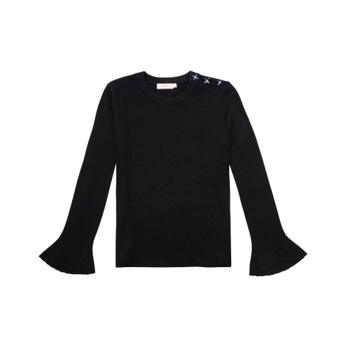 Achat Merino wool jumper with... - Jacques-loup