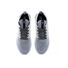 """""""Active One"""" Boiled wool sneakers with embossed H on sides"""