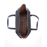 Achat Perry Satchel - Leather bag... - Jacques-loup