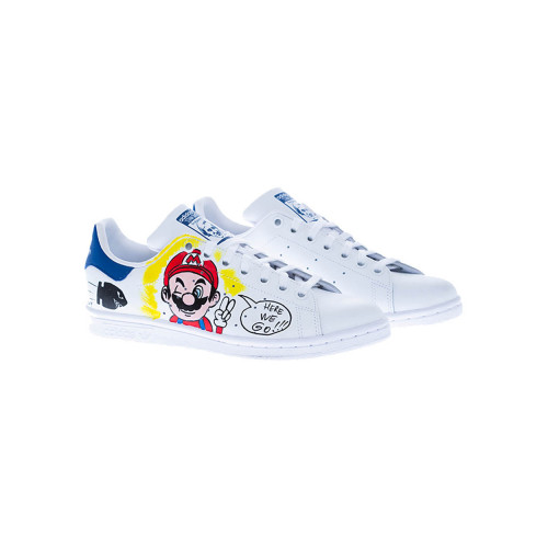 Achat Mario Bros Customized Stan... - Jacques-loup