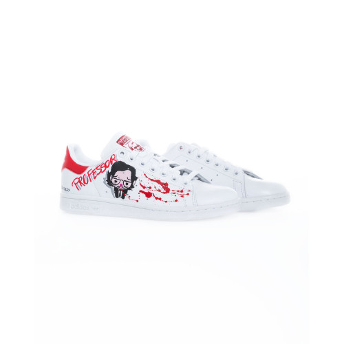 Achat Sneakers Adidas by Debsy Casa del Papel white for women - Jacques-loup