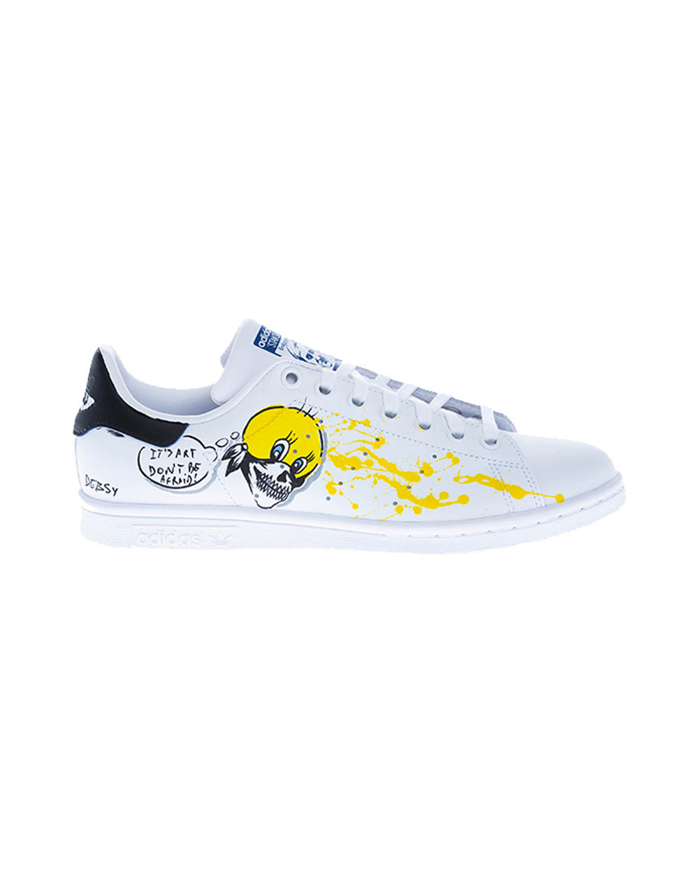 Debsy - Customized Stan Smith sneakers