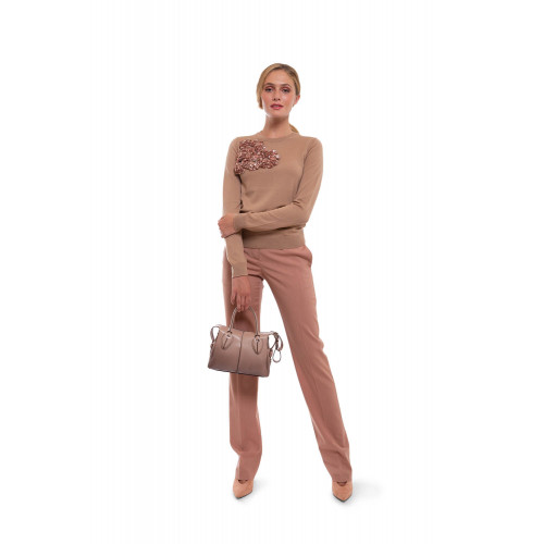 Achat D-Styling Mini Leather bag with 2 handles - Jacques-loup