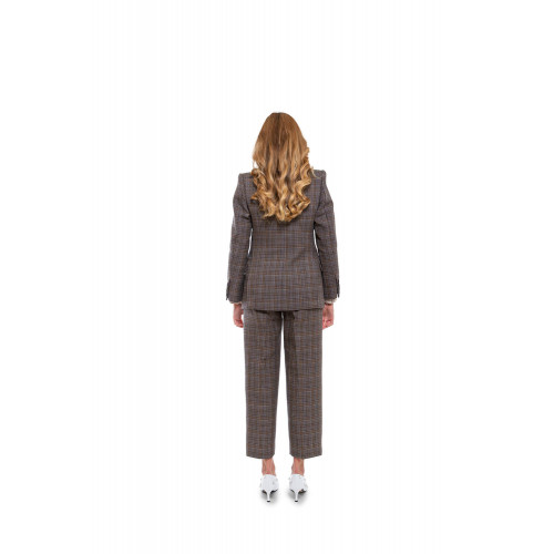 Achat Wool suit with Prince de Galles print - Jacques-loup