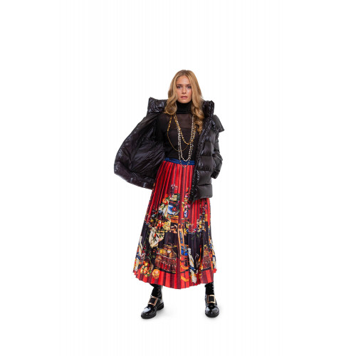 Achat Oversized fluffy jacket 100% goose down with removable hood - Jacques-loup
