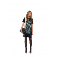 Achat Dress with multicolored sequin design - Jacques-loup