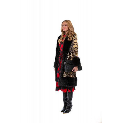 Achat Leather boots with pointed toe decorated with gold metal 90 - Jacques-loup