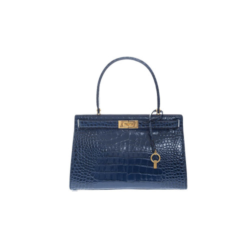 Achat Lee Radziwil Leather bag crocodile print - Jacques-loup