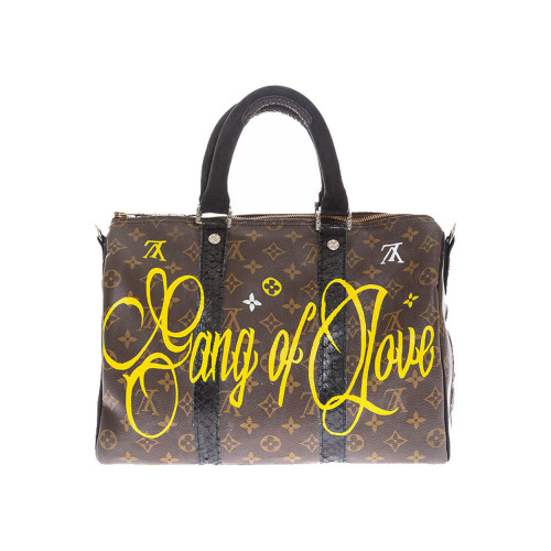Achat Love Gang - Customized bag... - Jacques-loup
