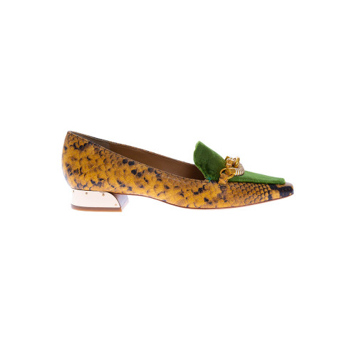 Achat Jessa - Calf leather and... - Jacques-loup