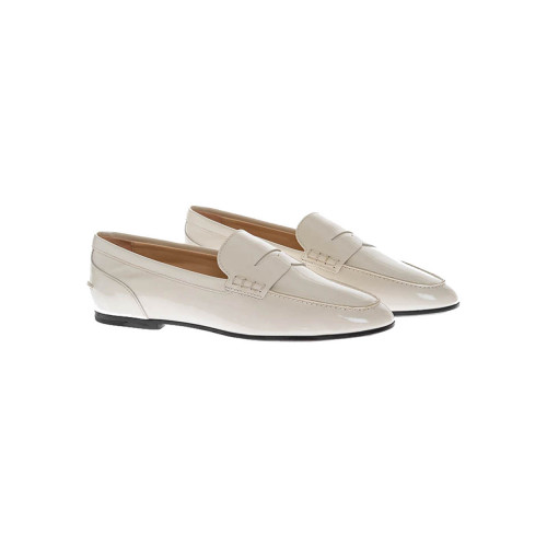 Achat Patent Leather moccasins with tab - Jacques-loup