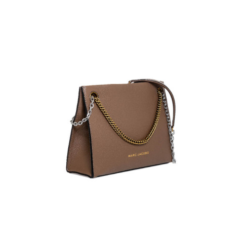 "Brown bag ""Double link 27"" Marc Jacobs for women"