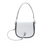 Achat The Saddle Leather bag round shape large flap - Jacques-loup