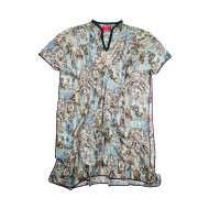 Achat Gige silk and cotton Kaftan... - Jacques-loup