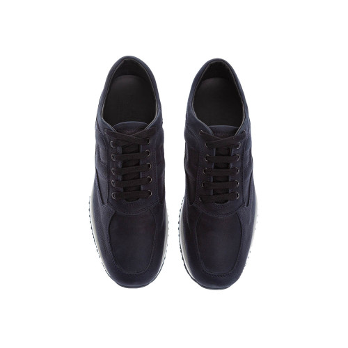 Achat Interactive Nubuck sneakers with padded and stitched H - Jacques-loup