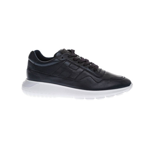Achat I-Cube Nappa leather sneakers with white sole - Jacques-loup
