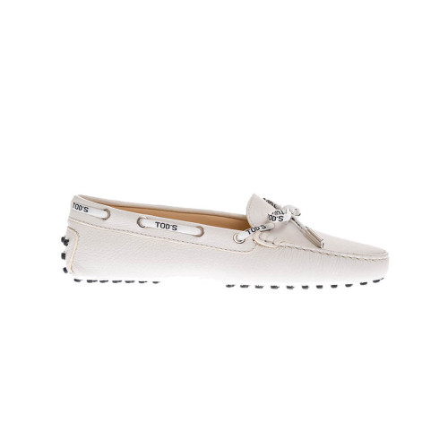 Achat Lacetto Gomini Grained leather moccasins with laces - Jacques-loup