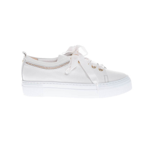 Achat Nappa leather sneakers with... - Jacques-loup
