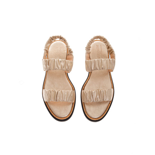 Achat Nappa leather sandals with... - Jacques-loup