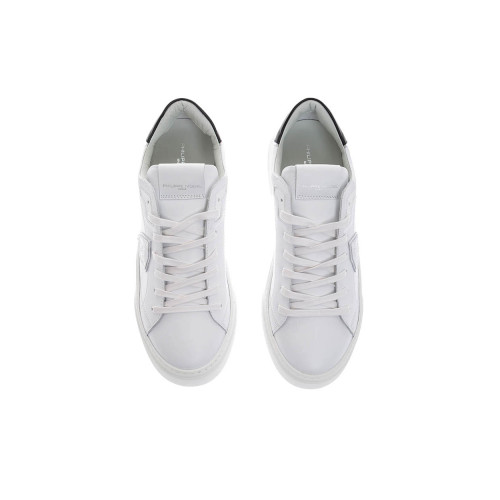 Achat Temple - Leather sneakers... - Jacques-loup