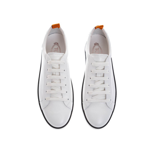 Achat Alacciatto Gomini Leather sneakers with studs details - Jacques-loup