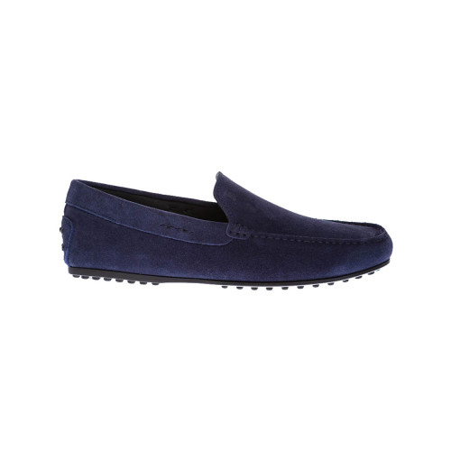 Achat City Gomini Split leather moccasin with stitched upper - Jacques-loup