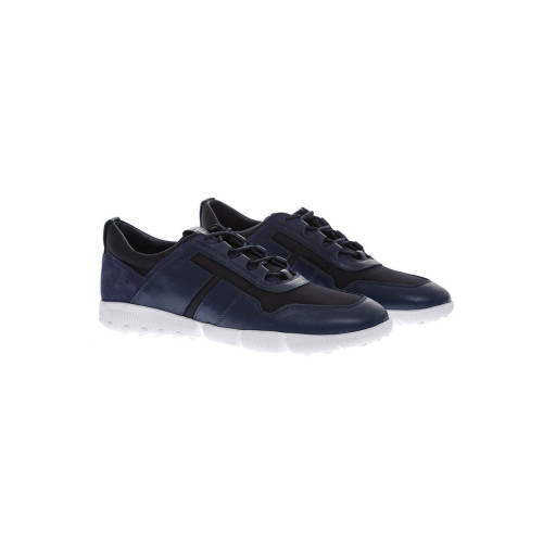 Achat Leggera multimaterial sneakers with laces - Jacques-loup